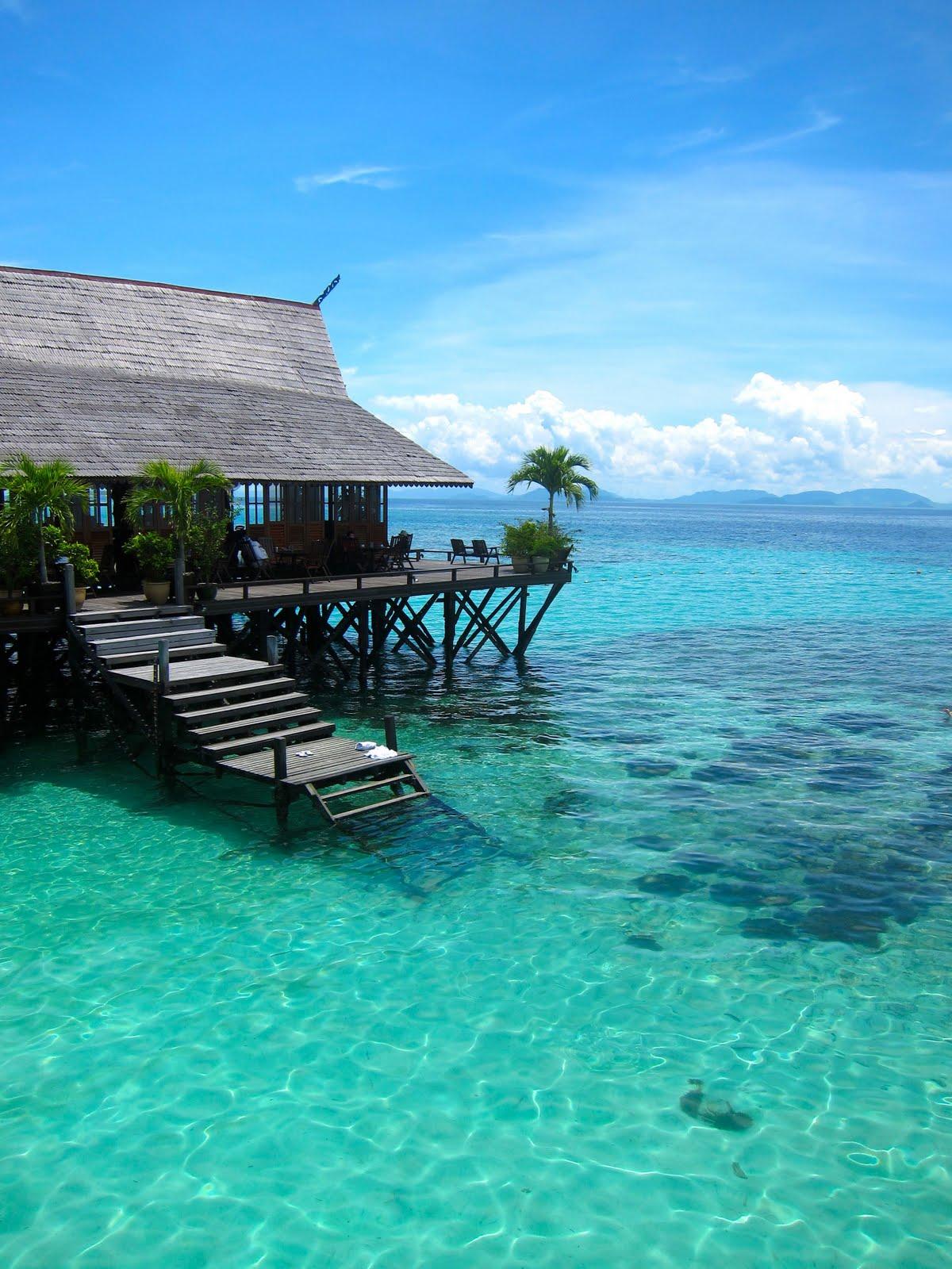 Kapalai dive resort kapalai island borneo packages - Sipadan dive resort ...