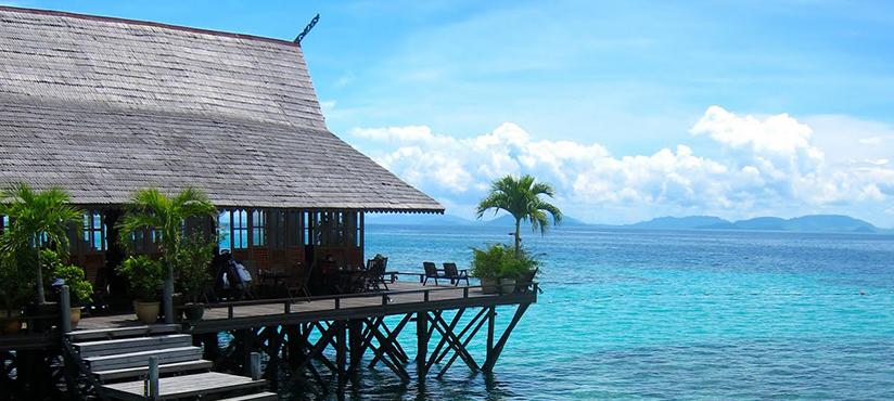 Kapalai Dive Resort