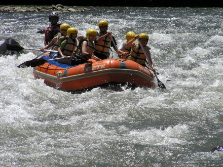 Kiulu River White Water Rafting-1
