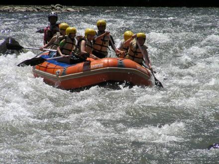 Kiulu River White Water Rafting-1