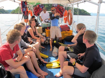 Kota Kinabalu Discover Scuba Diving-3