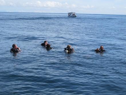 Kota Kinabalu PADI Open Water-3
