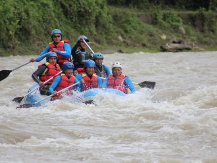 Liwagu River Rafting-0