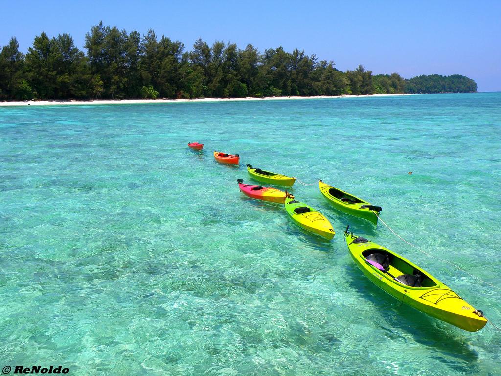 Coral Redang Island Resort Blog