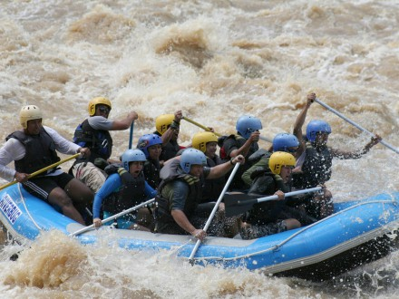 Padas River White Water Rafting-1