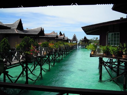 Mabul Water Bungalows-2